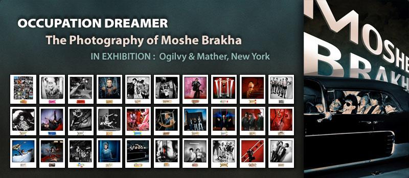Occupation Dreamer: The Photography of Moshe Brakha