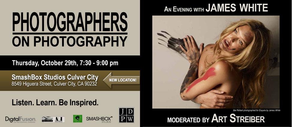 Photographers on Photography : James White