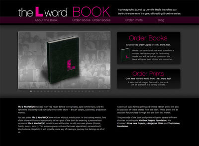 The L Word BOOK