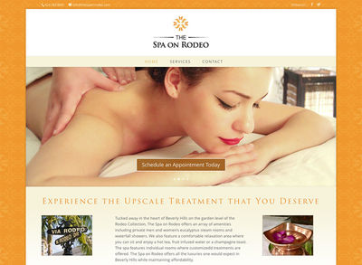 The Spa on Rodeo