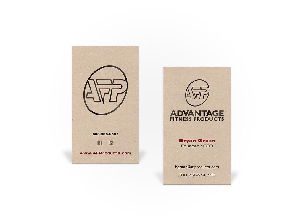 AFP – Business Card