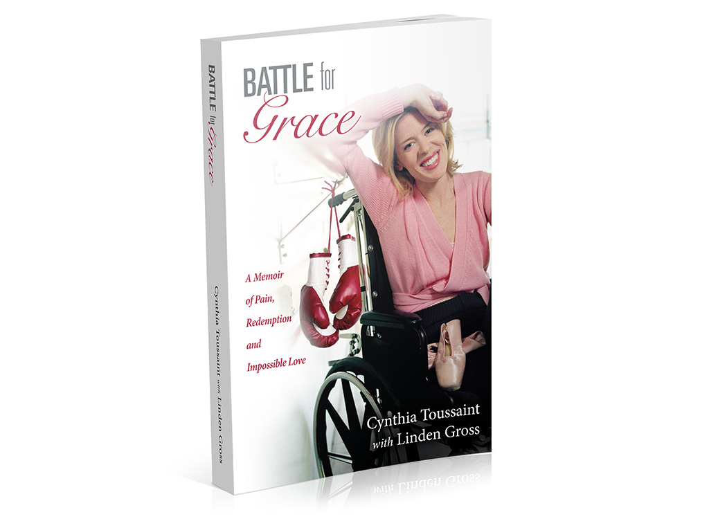 """""""Battle for Grace"""" – Book Cover"""