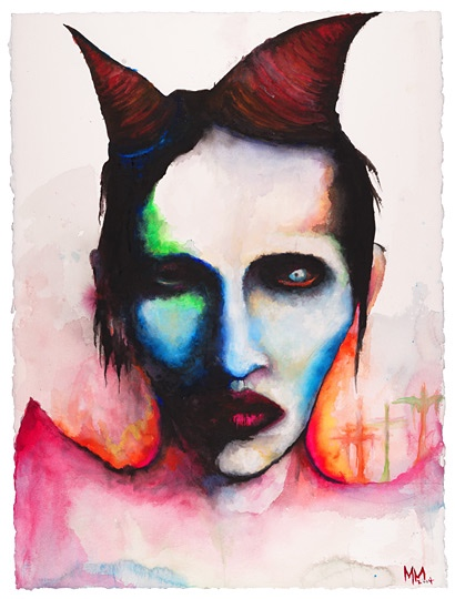 Experience is the Mistress of Fools by Marilyn Manson