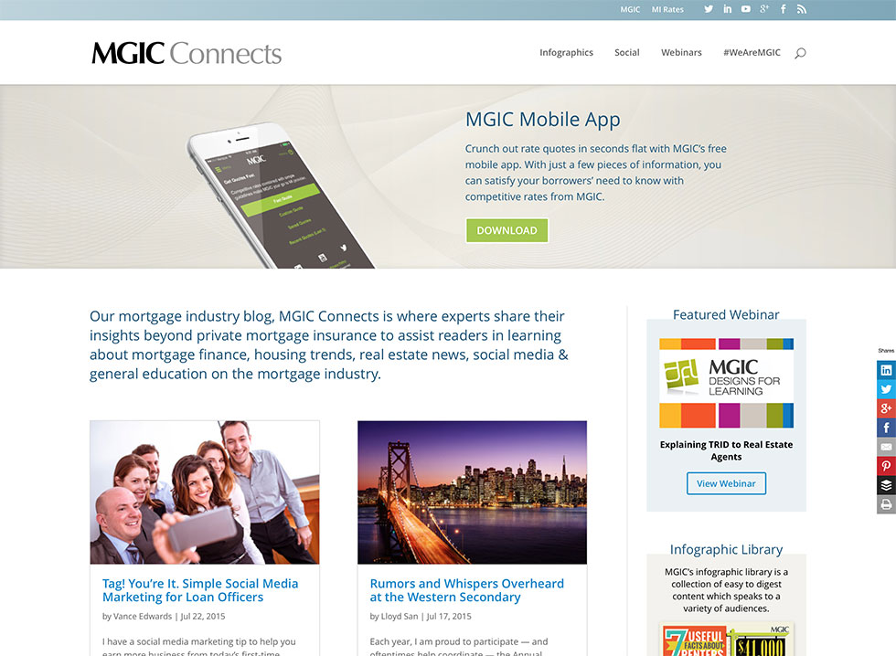MGIC Connects