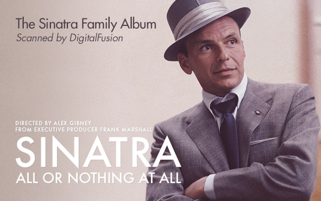 HBO Frank Sinatra Documentary Uses Rare Photography Scanned by DigitalFusion