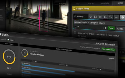 DF Studio Update: Notes, Visual Annotations, and More