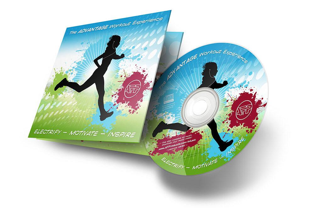 AFP – Workout Music CD